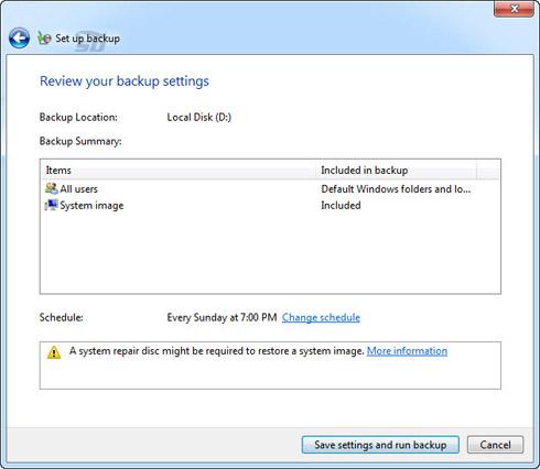 آموزش بکاپ گیری از فایل ها و اطلاعات مهم قبل از نصب مجدد ویندوز