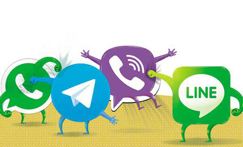 تماس از طریق تلگرام
