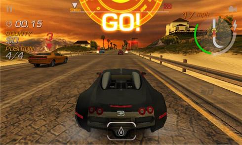 بازی جنون سرعت برای ویندوز فون - NFS Hot Pursuit 1.2 Windows Phone