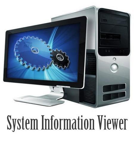 نرم افزار مشاهده کامل اطلاعات سخت افزاری - System Information Viewer 5.09