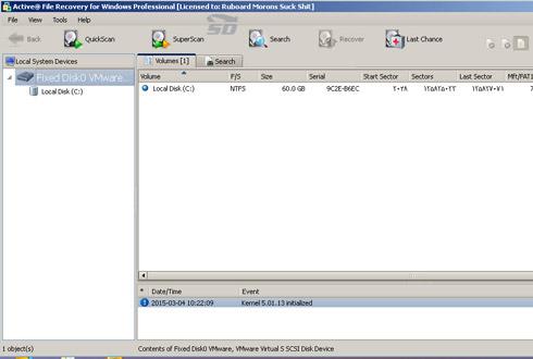نرم افزار بازیابی اطلاعات هارد - Active File Recovery Pro 14