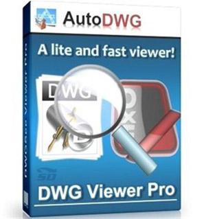 نرم افزار مشاهده فایل های اتوکد - AutoDWG DWGSee Pro 2015 v4.14
