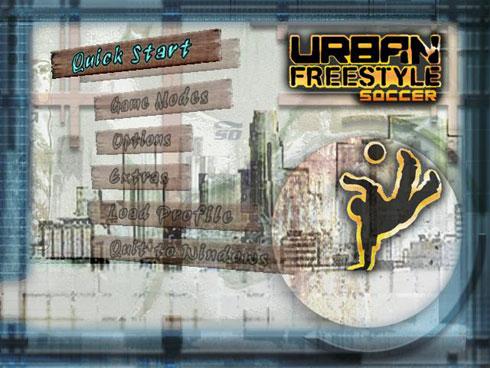 بازی فوتبال خیابانی برای کامپیوتر - Urban Freestyle Soccer PC Game