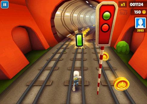 بازی ساب وی سورف (برای کامپیوتر) - Subway Surfers PC Game