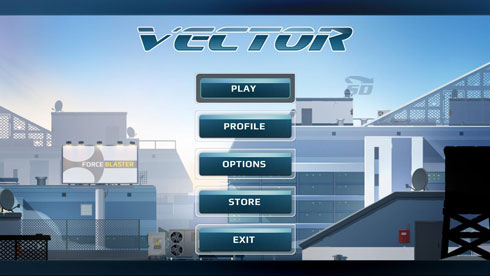 بازی پارکور (برای کامپیوتر) - Vector PC Game