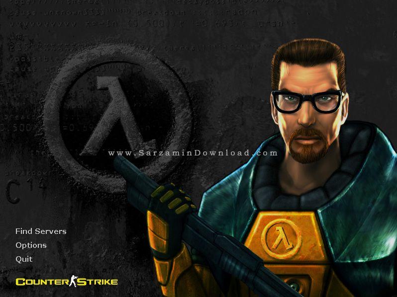 بازی کانتر استریک 1.6 ، به همراه جدیدترین سرورهای ایرانی برای بازی آنلاین - Counter Strike 1.6 v7
