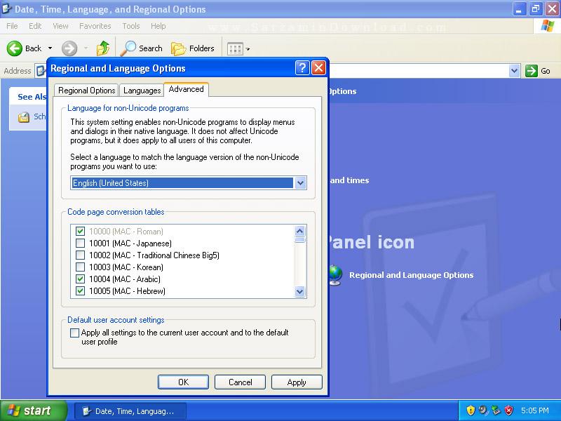 ویندوز XP سرویس پک 3 به همراه آپدیت های 2016