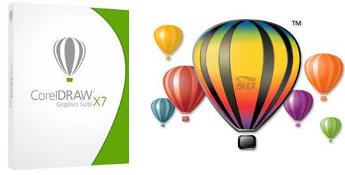 نرم افزار کورل دراو - CorelDRAW Graphics Suite X8 v18