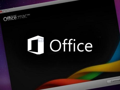 نرم افزار آفیس (برای مک) - Microsoft Office 2011 Mac