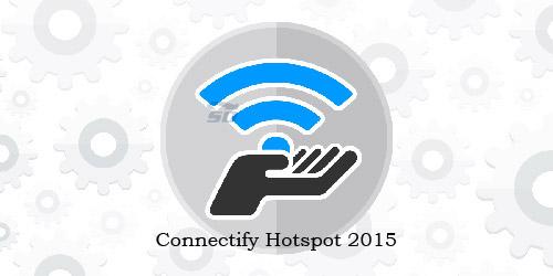 نرم افزار اشتراک گذاری اینترنت لپتاپ - Connectify Hotspot 2015.0.4