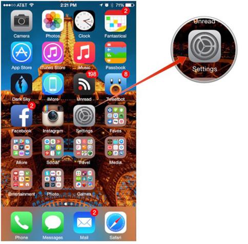 آموزش فعال کردن ردیاب گوشی های آیفون-Enable Tracker iPhone-ردیابی موبایل-ترفندهای جدید ایفون-جیلبرینگ-ترفند و اموزش-ترفندهای ایفون و ios-ردیابی گوشی ایفون