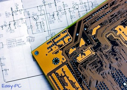 نرم افزار طراحی مدارات اکترونیکی - Easy-PC PCB 16