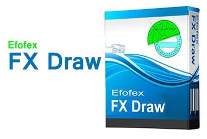 نرم افزار رسم نمودار های ریاضی و شکل های هندسی - FX Draw 6.002