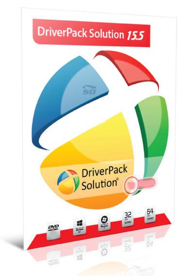 نرم افزار نصب اتوماتیک درایورها - DriverPack Solution 15.5