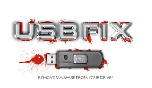 نرم افزار اسکن و ویروس کشی یو اس بی - USBFix 9.011