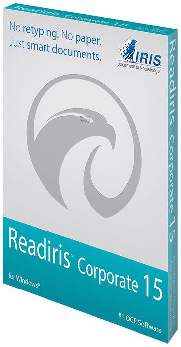 دانلود نرم افزار تبدیل عکس به متن تایپ شده - Readiris Corporate 15 - دانلود رایگان