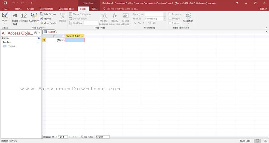 آفیس 2016 نسخه نهایی - Microsoft Office 2016