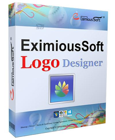 نرم افزار ساخت لوگونرم افزار حرفه ای طراحی لوگو - EximiousSoft Logo Designer 3.80