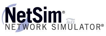 نرم افزار سیمولاتور شبکه برای آموزش شبکه - Boson Netsim Network Simulator 10.8