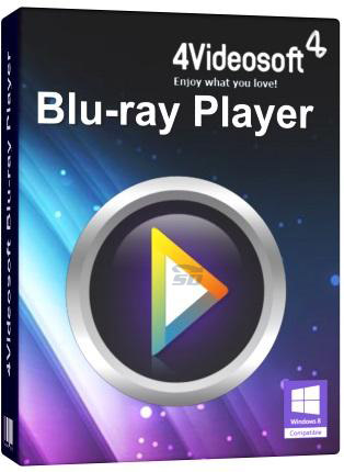 4Videosoft Blu ray Player 6 1 86اجرای فایل های بلوری - 14