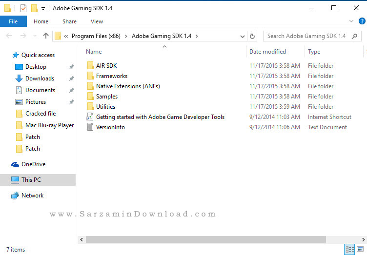 adobe gaming sdk 1.4