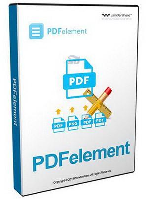 نرم افزار ویرایش فایلهای پی دی اف - Wondershare PDFelement 5.7.2