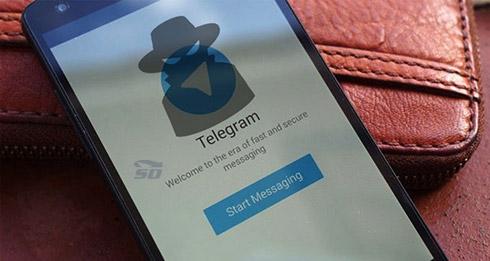 تبلیغات دروغین در مورد آموزش هک تلگرام