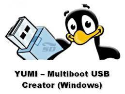 نرم افزار بوت و نصب ویندوز از روی USB فلش مموری - YUMI 2.0.2.2