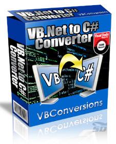 دانلود نرم افزار سی شارپ (تبدیل کد های برنامه نویسی به سی شارپ) - VB.Net to C# Converter 3.12 - دانلود رایگان