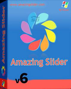 نرم افزار طراحی وب سایت - Amazing Slider Enterprise 6