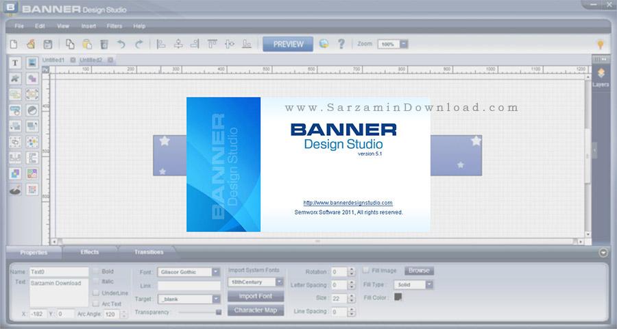 banner design studio 5.1 full crack