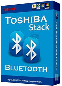 نرم افزار فعال سازی بلوتوث - Toshiba Bluetooth Stack 9.10.11