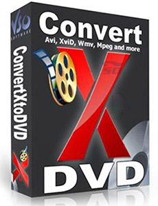 نرم افزار حرفه ای تبدیل فیلم به دی وی دی - ConvertXtoDVD 6
