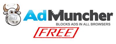 نرم افزار جلوگیری از باز شدن صفحات مزاحم تبلیغاتی - Ad Muncher 4.94