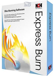 نرم افزار رایت سریع CD و DVD با امکانات فراوان - Express Burn Plus 4.92
