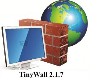 نرم افزار جلوگیری اتصال برنامه ها به اینترنت - TinyWall 2.1.7