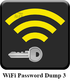 نرم افزار نمایش رمز وای فای - WiFi Password Dump 3