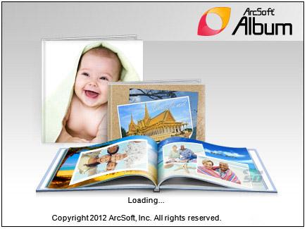نرم افزار ساخت آلبوم عکس - ArcSoft Album 4.3