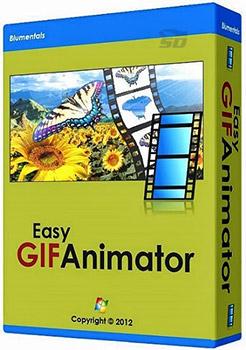 نرم افزار ساخت عکس متحرک - Easy GIF Animator 6.2