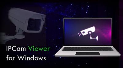 نرم افزار نظارت بر دوبین های مدار بسته - IP Camera Viewer 3.0.4