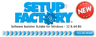 نرم افزار ایجاد برنامه نصب - Indigo Rose Setup Factory 9.3.1