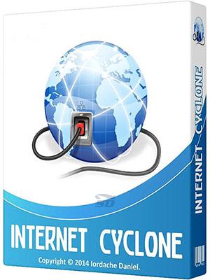 نرم افزار افزایش سرعت اینترنت - Internet Cyclone 2.22