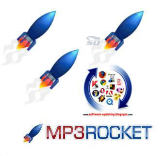 نرم افزار جستجو آهنگ - MP3 Rocket Download 2.3
