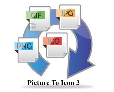 نرم افزار ساخت آیکون - Picture To Icon 3