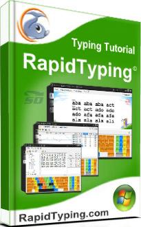 نرم افزار تایپ ده انگشتی - Rapid Typing Tutor 5.1
