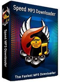 نرم افزار جستجو آهنگ - Speed MP3 Downloader 2.6