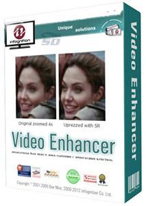 افزایش کیفیت فیلم با نرم افزار - Video Enhancer 1.9.12.1