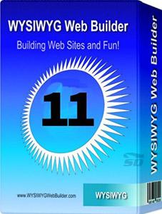 نرم افزار ساخت صفحات وب - WYSIWYG Web Builder 11