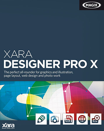 نرم افزار ساخت تیزر - Xara Designer Pro X11 v11.2.3