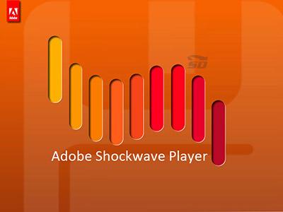 نسخه جدید شاک ویو پلیر - Adobe Shockwave Player 12.2.4.194